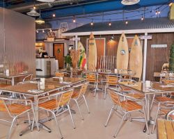 indoor-dining-surf-boards
